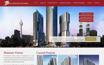 Platinum Victory - Website Design in Malaysia