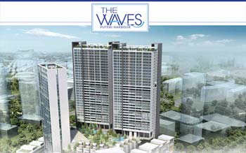 The Waves by UMLAND - Property Developer Website - Website Designed by Skytomato