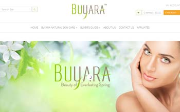 Bu-Yara International - Web Design in Malaysia