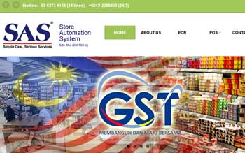 Cashregister Machine - SME Website Malaysia