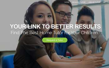 Tutorlink.my - SPM Tuition Centre and Matching Agency in Malaysia - Website Design Company