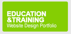 Malaysia Website Design Education & Training Portfolio