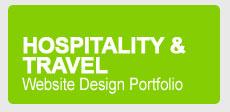 Malaysia Website Design Hospitality Portfolio