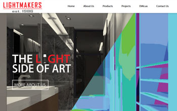 Light Makers - Web Design in Malaysia