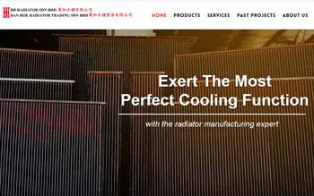 BH Radiator - Web Design in Malaysia