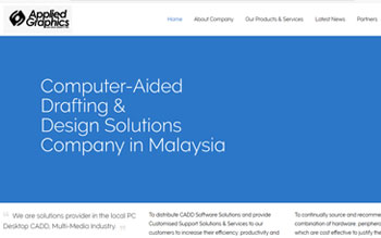 Applied Graphics - Web Design in Malaysia