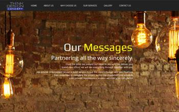 Think Design Concept - Web Design in Malaysia