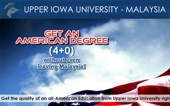 Upper Iowa University - Web Design in Malaysia