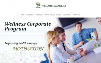 Wellness Academy - Wellness Training in Malaysia - Web Design Company