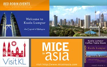 Red Robin Events - MICE Events Management - Web Design, Hosting & Email