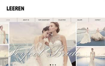 Lis Bridal Gown Manufacturer Sdn Bhd - Malaysia Bridal and Fashion Design and Manufacture Website Design