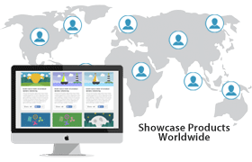 Showcase Projects Online